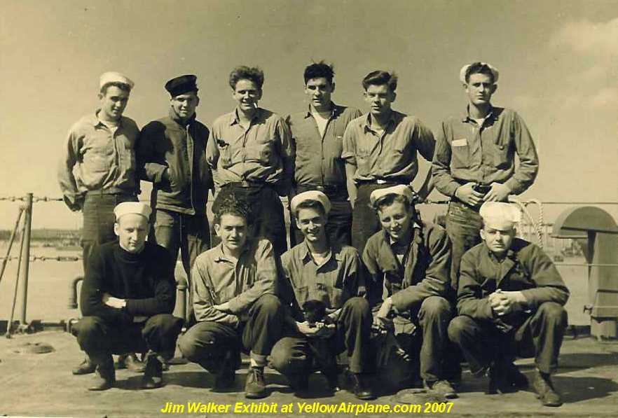 Yellowairplane Com Ww2 Photos Of The Crew Of Lst 979 And