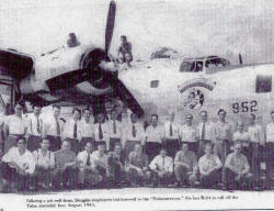 The Last B-24 Liberator to roll off of the Tulsa B-24 Liberator Production Line, the TulsaAmerican