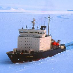 Yamal on the North Pole