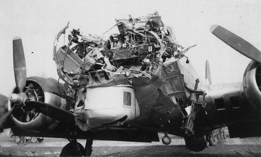 B-17 Bomber Crash Pictures  B17 Bomber Crash