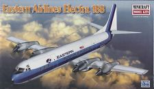 Eastern Airlines Electra 188 Plastic Model Airplane Kit