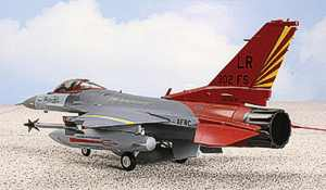F16 Fighting Falcon Die Cast Model