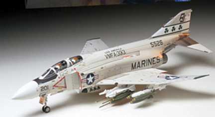 YellowAirplane com: F-4 Phantom Military Fighter Jet 1/48