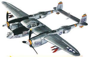 YellowAirplane com: P-38 Lightning Model Airplane World War