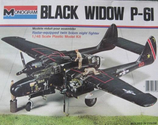 Yellowairplane com p 61 black widow collectable models p61 ww2