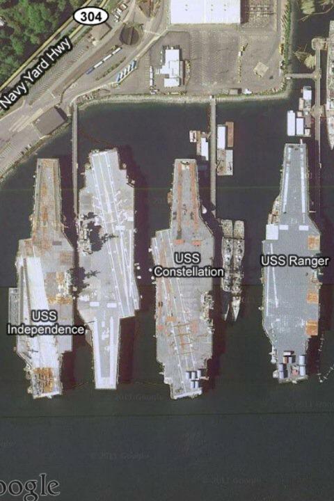USS Ranger Models, Videos, Books