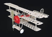 Fokker Dr1 Triplane   Model,  Airplane Museum Quality