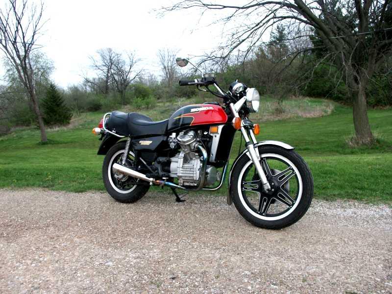 1980 honda cx500 custom deluxe for 1980s honda motorcycles