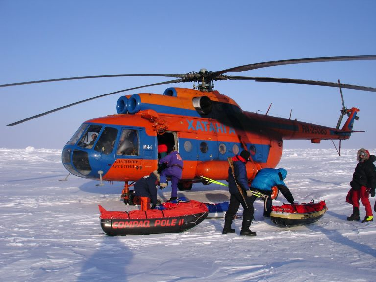 Used Corvettes For Sale Near Me >> YellowAirplane.com: Mil Mi-8 Helicopter takes Skiers back ...