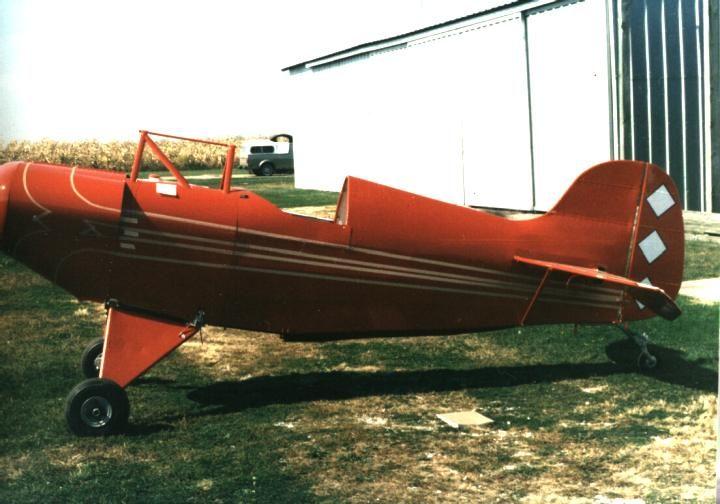 YellowAirplane com: The Aerobatic Pitts Homebuild Airplanes