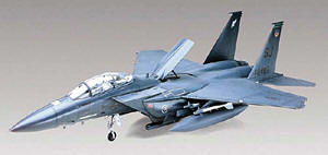 F-15 Eagle Model Airplane Kit